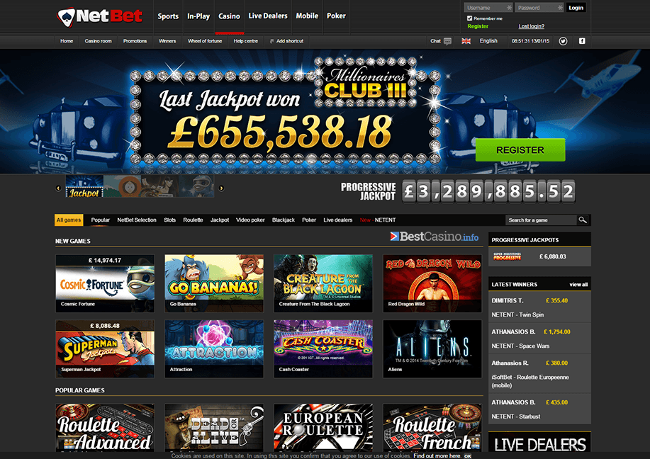 Netbet casino online how many people have a gambling addiction